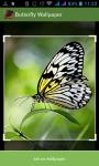 Natural Butterfly Wallpaper  screenshot 3/3