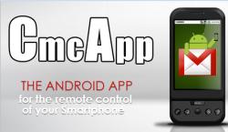 CmcApp screenshot 1/1