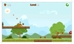 Run Rabbit Game screenshot 3/3