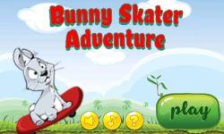 Bunny Skater Adventure screenshot 1/3