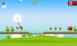 Bunny Skater Adventure screenshot 3/3