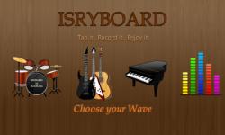 ISRYBOARD Beta screenshot 1/6
