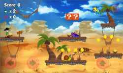 Super Saiyan World Adventure screenshot 4/6