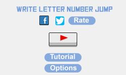 Write Letter Number Jump screenshot 1/3
