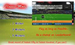 T20 Cricket 2016 - Flick screenshot 2/6