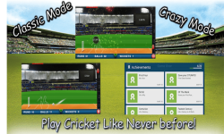 T20 Cricket 2016 - Flick screenshot 3/6
