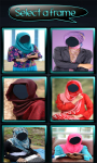 Hijab Woman Photo Montage Top screenshot 2/6
