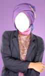 Hijab Woman Photo Montage Top screenshot 3/6