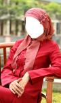 Hijab Woman Photo Montage Top screenshot 6/6