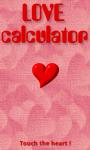 LoveCalcutr screenshot 3/3