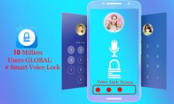 Smart Voice Lock 2016 screenshot 3/4
