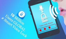 Smart Voice Lock 2016 screenshot 4/4