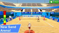 Volleyball Champions 3D 2014 secure screenshot 6/6