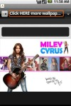 Cool Miley Cyrus Wallpapers screenshot 1/2