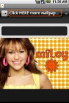 Cool Miley Cyrus Wallpapers screenshot 2/2