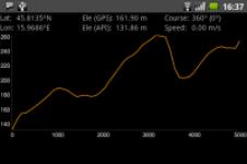 Elevation and Sea Depth screenshot 1/1