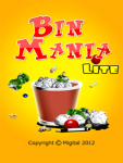 Bin Mania Android screenshot 1/6
