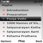 Satyanarayan Pooja Vidhi Lite screenshot 2/2