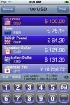 Currency Exchange Rates Pro screenshot 1/1