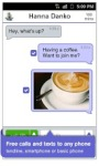 Pinger: Text Free + Call Free screenshot 1/6