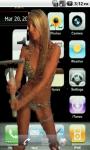Screen Wash Girl Live Wallpaper screenshot 2/3
