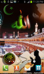 ALLAH Kaaba Makkah Medina Live Wallpaper screenshot 2/3