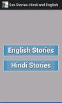 Sex Hot  Stories screenshot 1/5