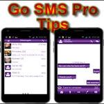 Go SMS Pro Tips screenshot 1/3
