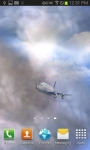 Airplanes 3D On Your Phone LWP screenshot 2/3