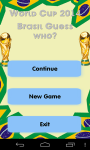 Road to Brazil Football Quiz screenshot 6/6