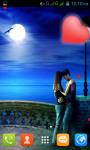 Romantic Couple Live Wallpaper screenshot 1/5