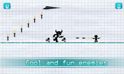 Hero stickman screenshot 1/3