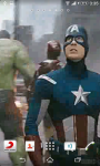 Avengers in Action Live Wallpaper screenshot 2/5