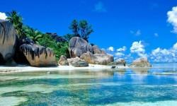 The Magnificent Tropical beach Live wallpaper screenshot 4/6