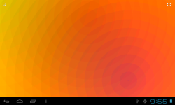 Nexus Waves Live Wallpaper free screenshot 1/6