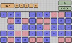 Math workout - countdown screenshot 3/3