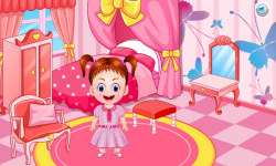 Room Decoration - Games for Girls with Baby Emma screenshot 1/5