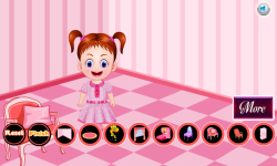 Room Decoration - Games for Girls with Baby Emma screenshot 2/5