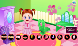 Room Decoration - Games for Girls with Baby Emma screenshot 3/5