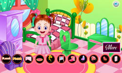 Room Decoration - Games for Girls with Baby Emma screenshot 4/5
