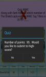Quiz WWE screenshot 4/5