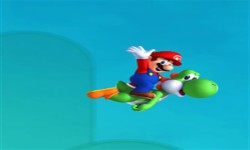 Mario And Yoshi Flappy Adventures screenshot 2/4