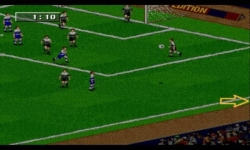 Fifa 2000 for Android FREE screenshot 2/3