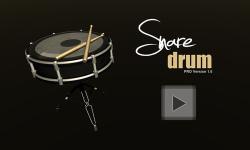 Snare drum Pro screenshot 1/1
