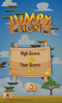 Free Jumpy Lion screenshot 6/6