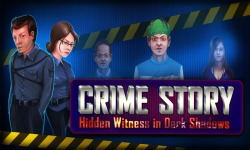 Crime Story - Hidden Witness in Dark Shadows screenshot 1/6