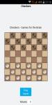 Classic Checkers screenshot 1/2