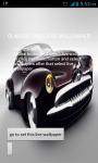 classic cars live wallpaper screenshot 1/6