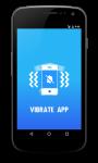 Vibrator App screenshot 1/4