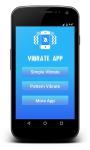 Vibrator App screenshot 2/4